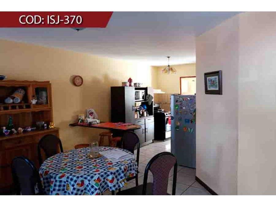 venta casa san jose tibas condominio villamonte