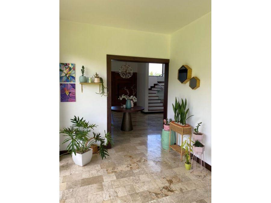venta de casa heredia santo domingo residencial durango