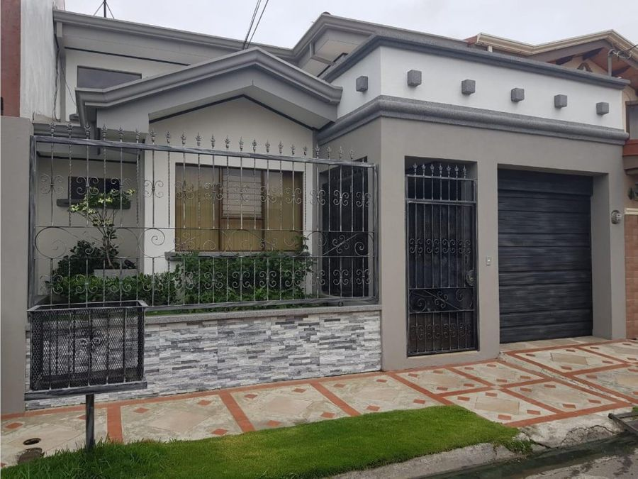venta de casa heredia san pablo res villa adobe