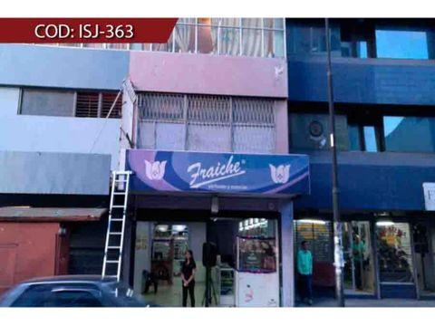 alquiler de local san jose avenida 5