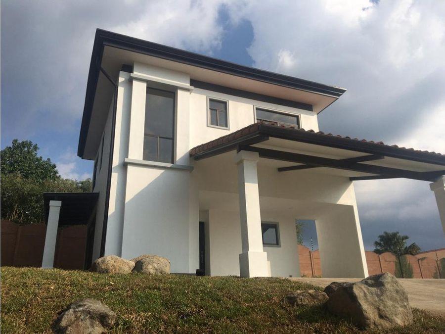 venta de casa alajuela cond valle verde
