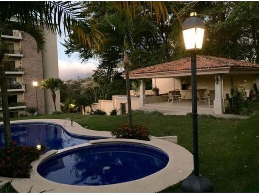venta de apartamento escazu san rafael condominio la alhambra