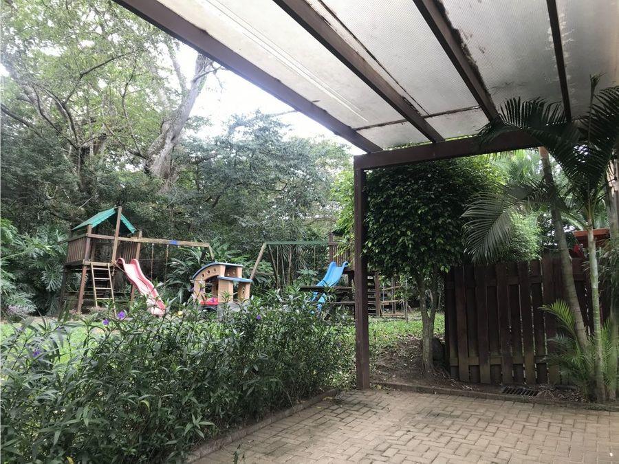alquiler de casa amueblada ciudad colon hacienda los maderos