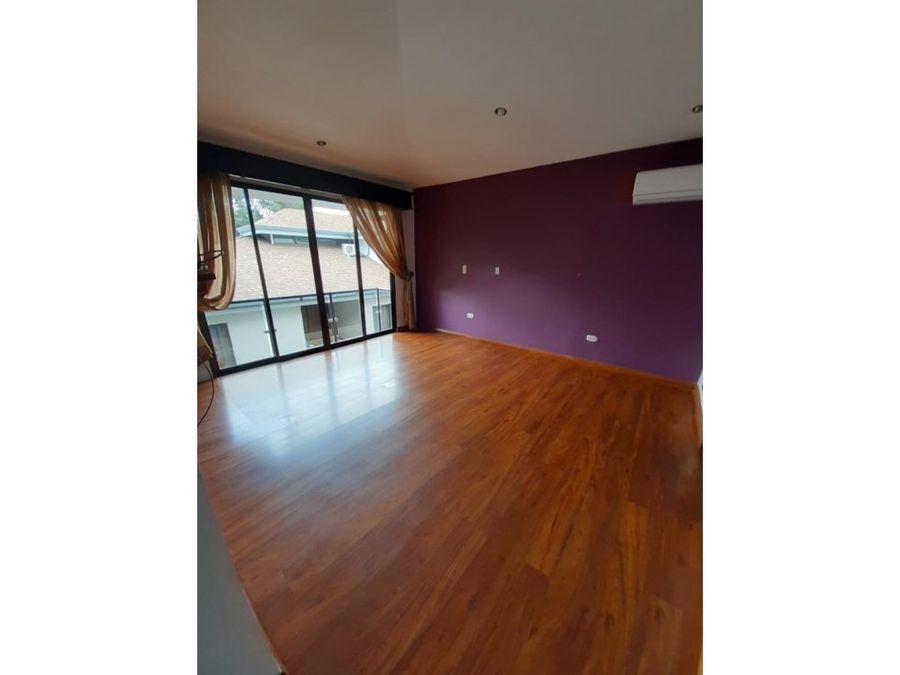 alquiler de apartamento escazu guachipelin condominio omodeo