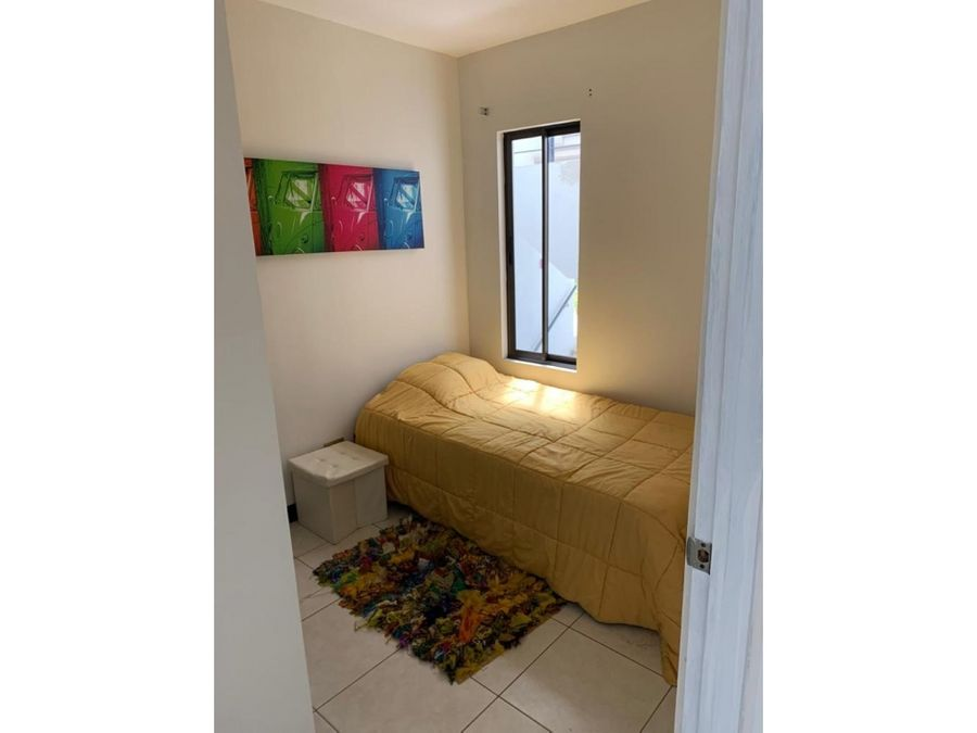 alquiler apartamento amobladoherediacondominio vistas del cariari 16