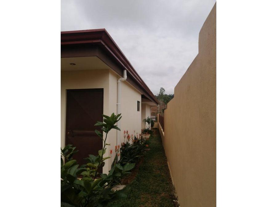 venta de casa alajuela san ramon