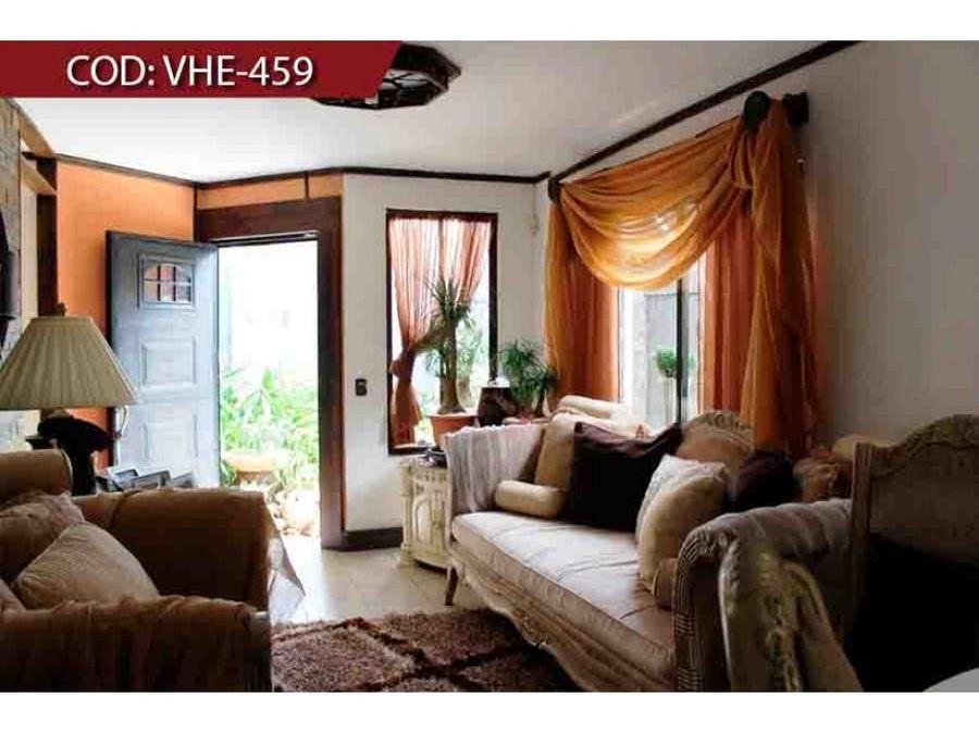 venta de casa heredia residencial montehiedra