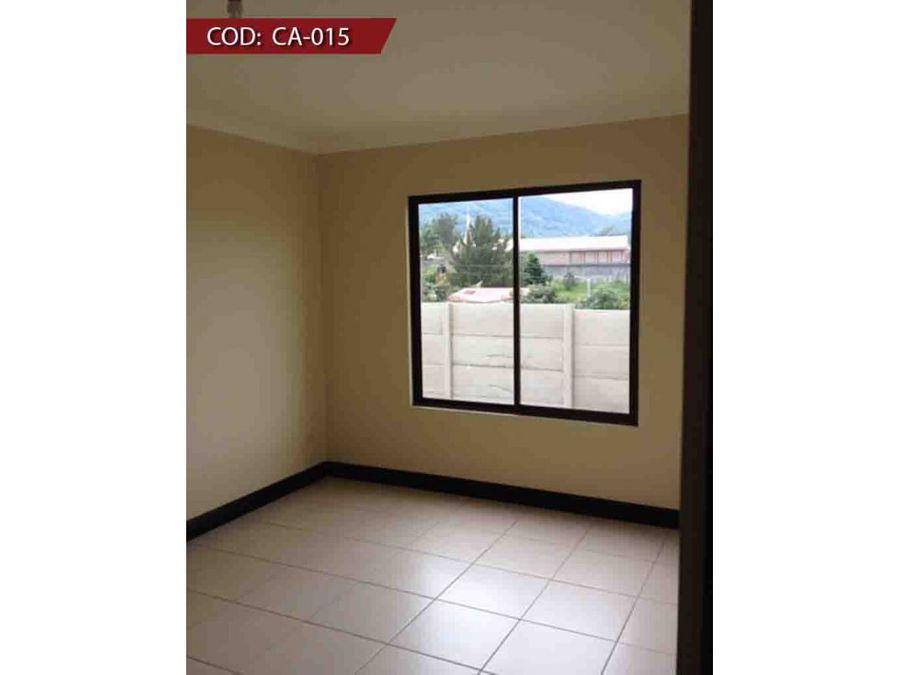 alquiler de apartamento cartago tres rios condominio torres del sol