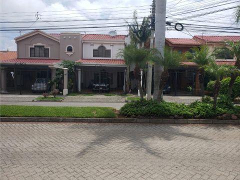 venta de casa heredia belen residencial el paso de las garzas