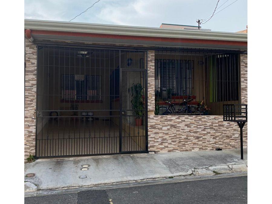 venta de casa heredia san francisco residencial campo bello