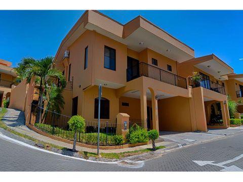 venta de casa heredia belen condominio balcones de la ribera