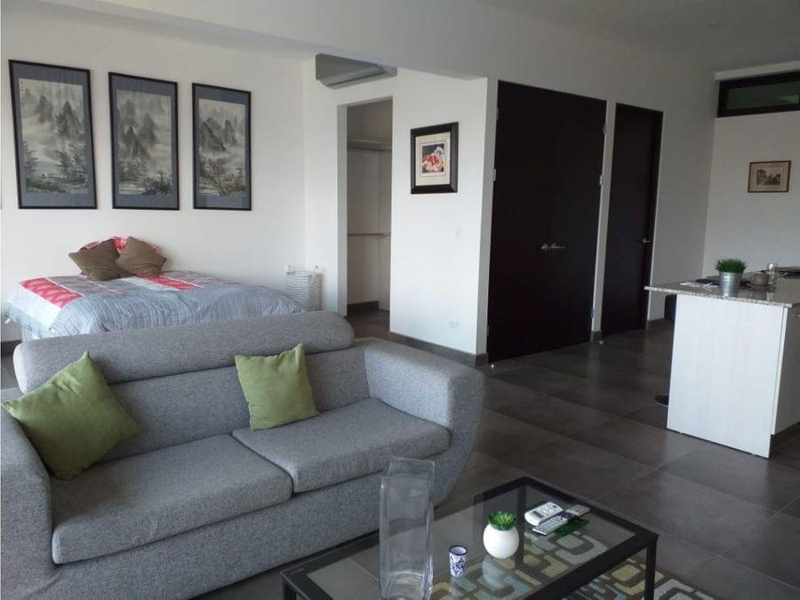 alquiler de apartamento amoblado san jose rohrmoser torre w