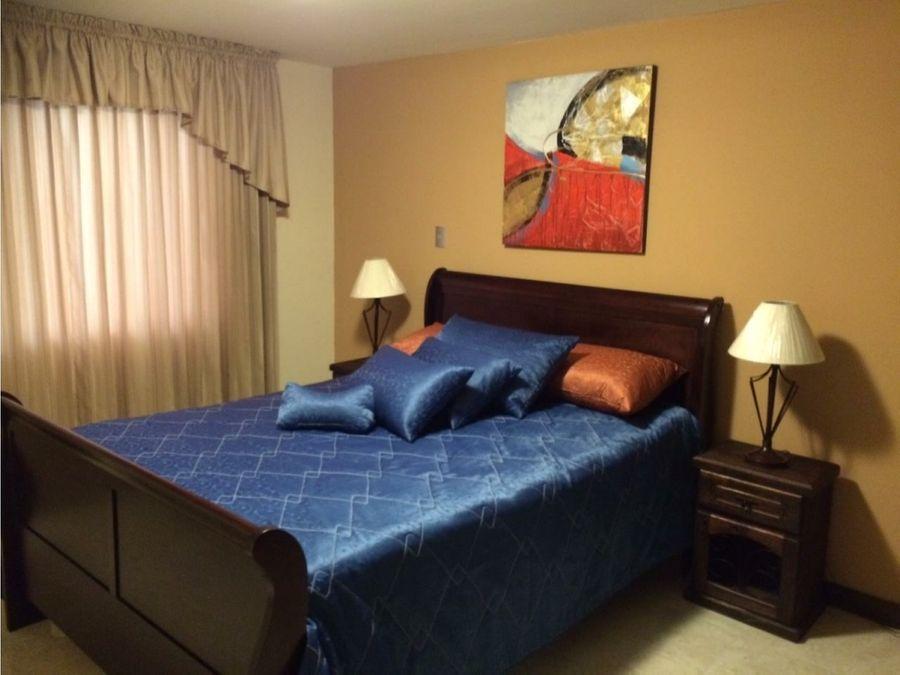 venta de apartamento amueblado heredia condominio villas de cariari