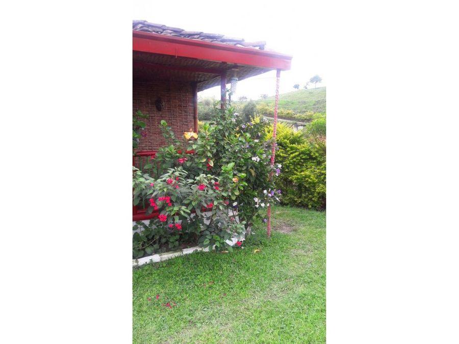 vendo finca vereda guacas santa rosa
