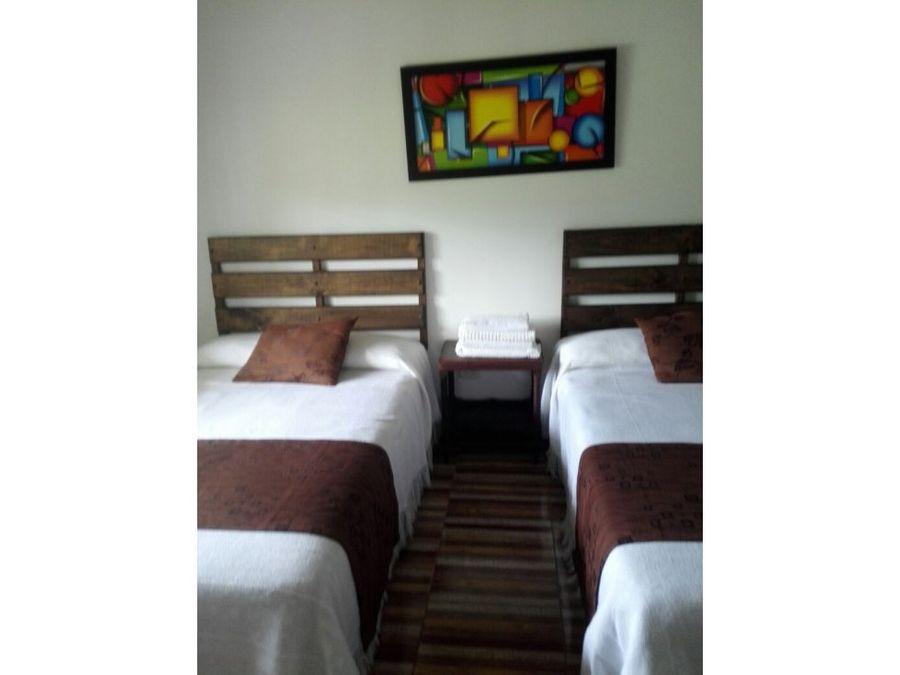 vendo finca hotel salida armenia pereira