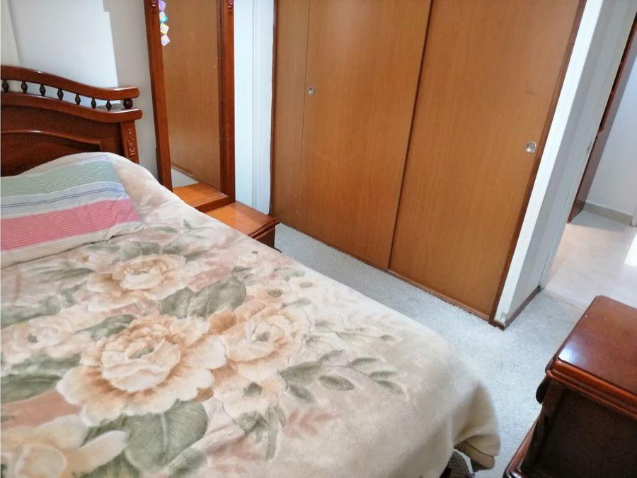alquilo acogedor apartamento amoblado en toberin bogota