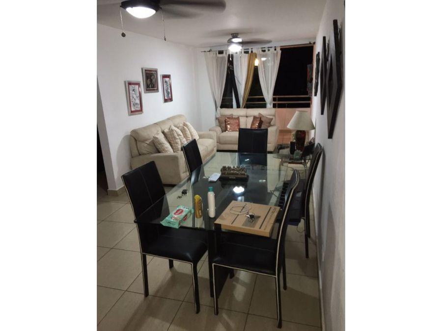 apartamento en venta en carrasquilla en 145 mil