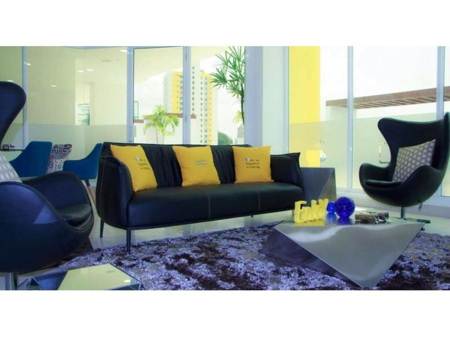 apartamento amoblado en alquiler en via espana