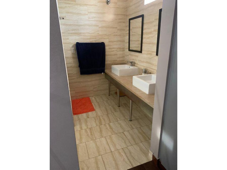 apartamento amoblado en venta en obarrio