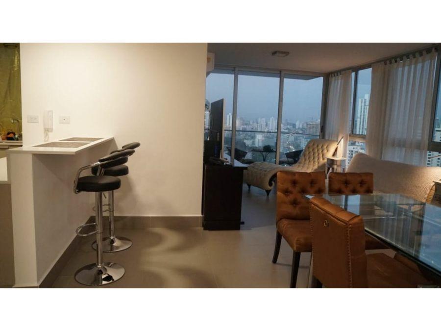 apartamento en venta en bella vista con vista 360o