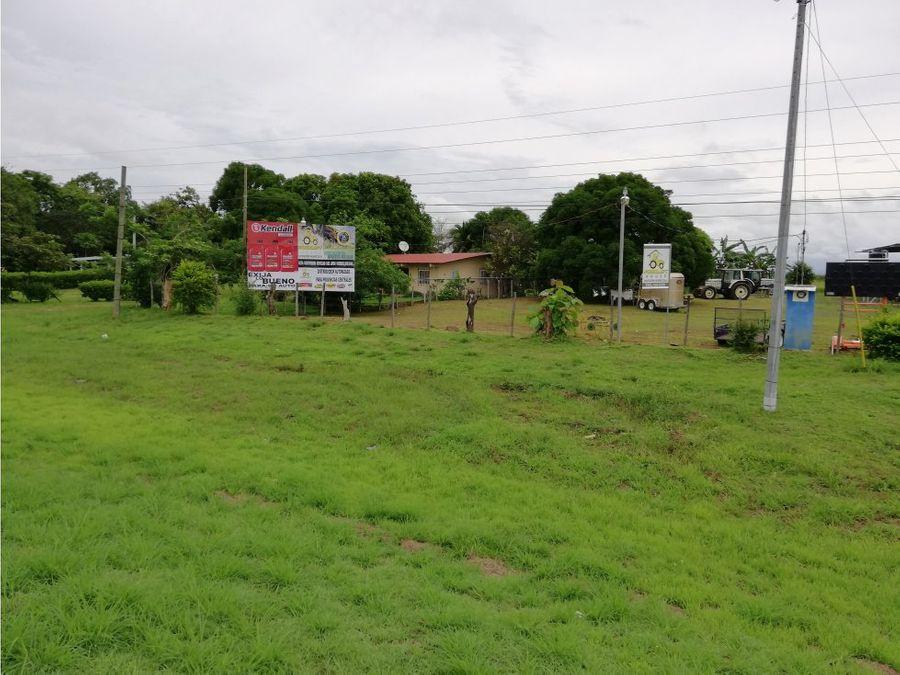 terreno en venta santiago sobre via interamericana
