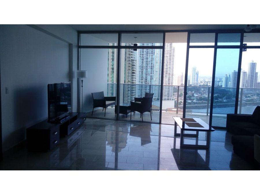 apartamento amoblado en alquiler grand tower 1500