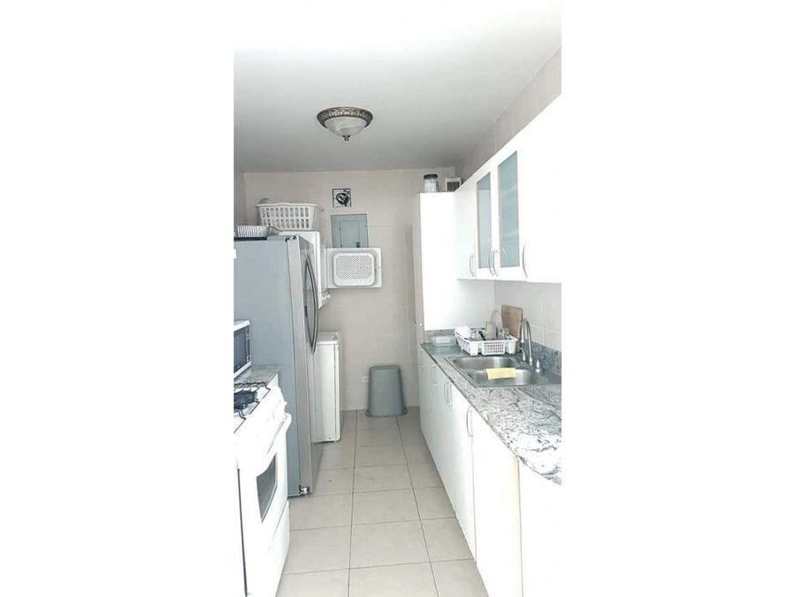 apartamento amoblado en venta en el cangrejo
