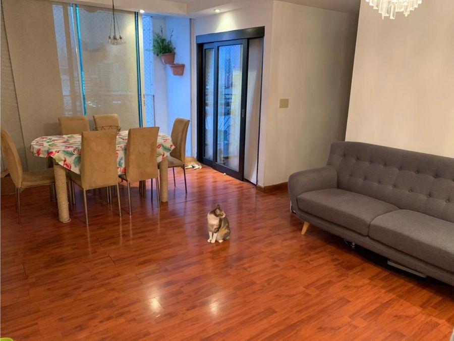 apartamento en venta en el cangrejo cerca de via argentina