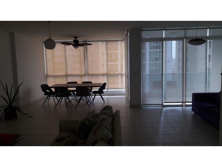 apartamento amoblado en bella vista park us1100