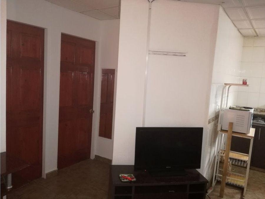 apartamento amoblado en alquiler en us699