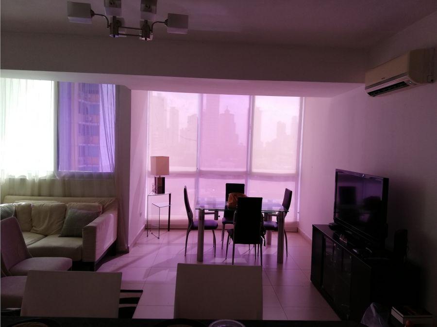 se vende apartamento amoblado en san francisco