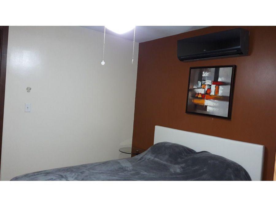 apartamento amoblado en alquiler ave 12 de octubre