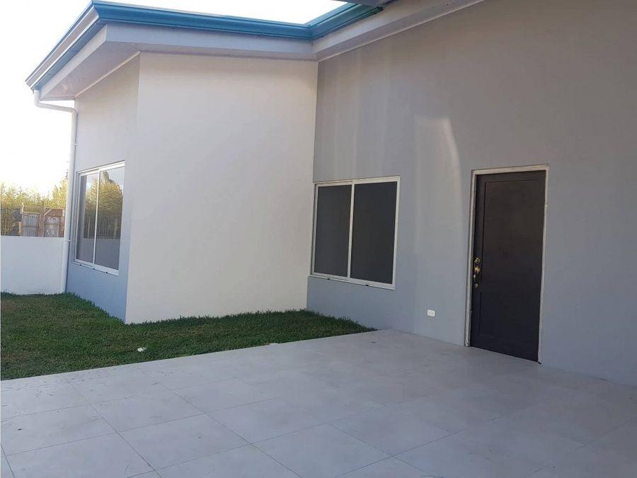 venta casa nueva san pablo heredia