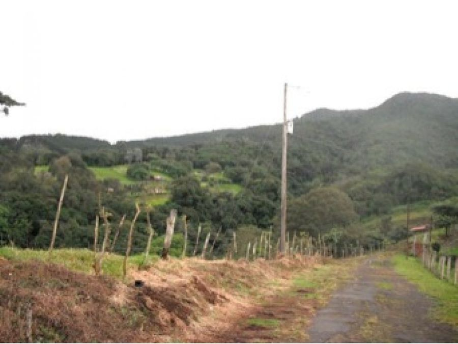 terreno en carrizal de heredia
