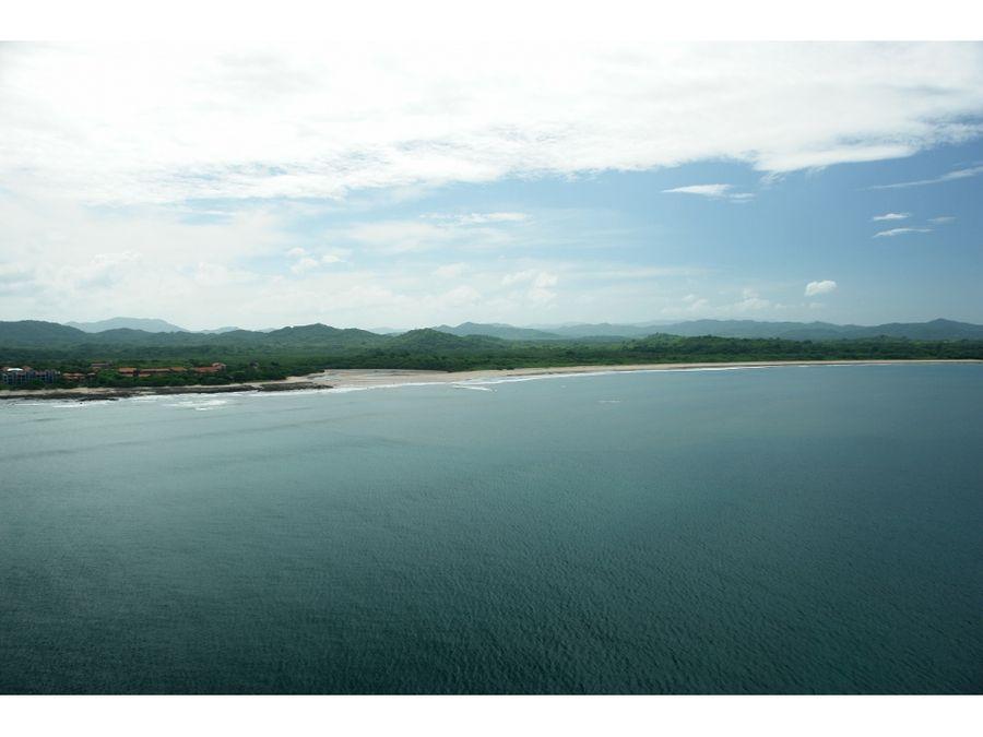 terreno en playa tamarindo con vistas espectaculares