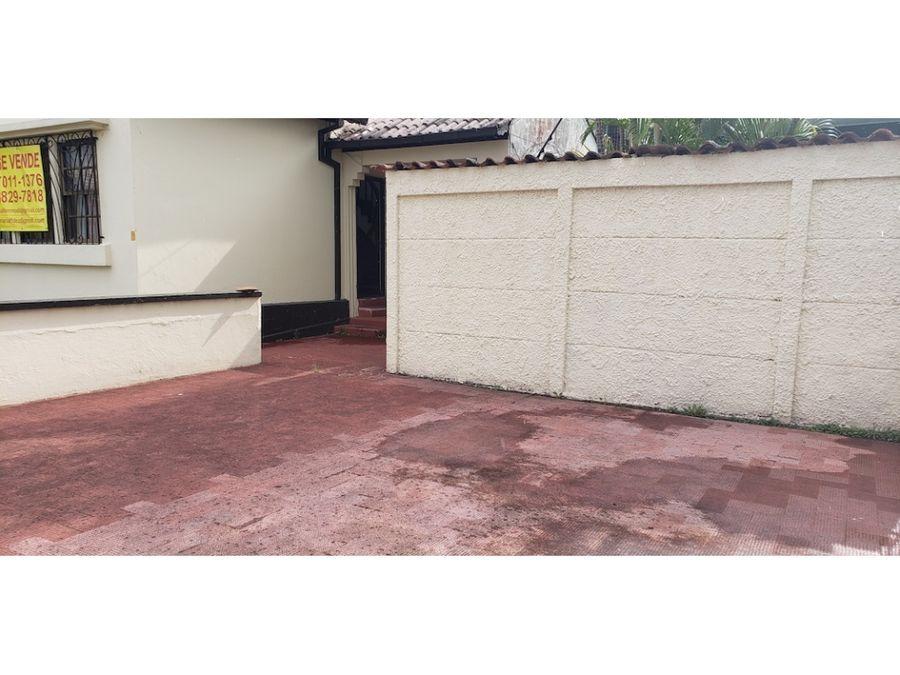 venta casa en barrio escalante uso mixto