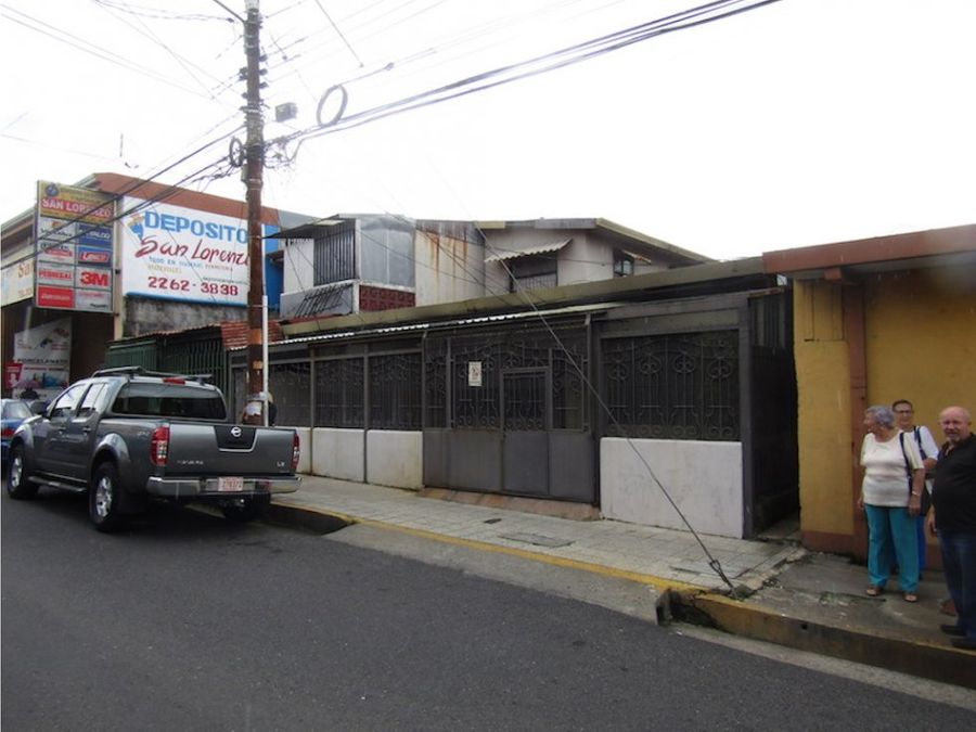 terreno en heredia centro