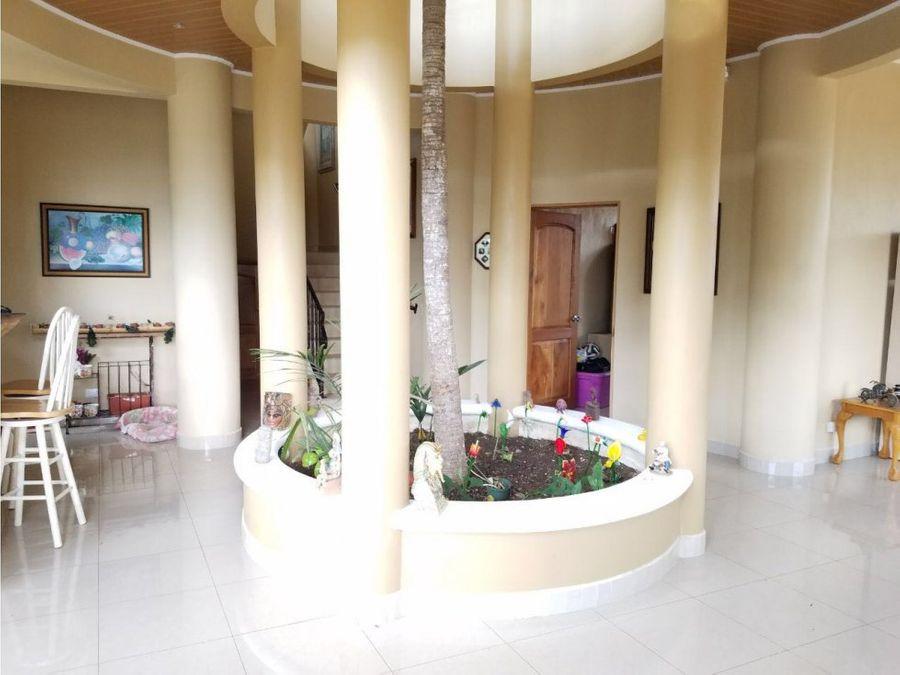 casa en orotina