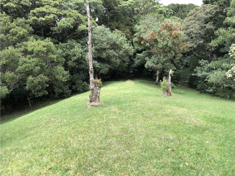 terreno en san jose de la montana heredia