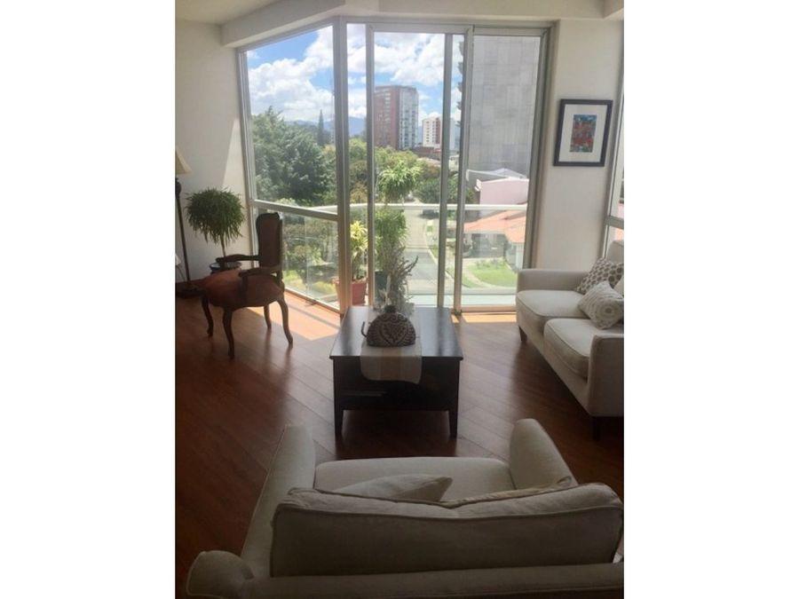apartamento en vistas nunciatura