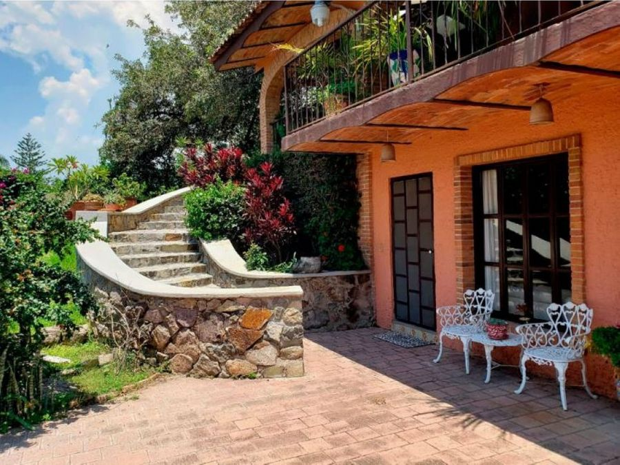 casa estilo mexicano en ajijic
