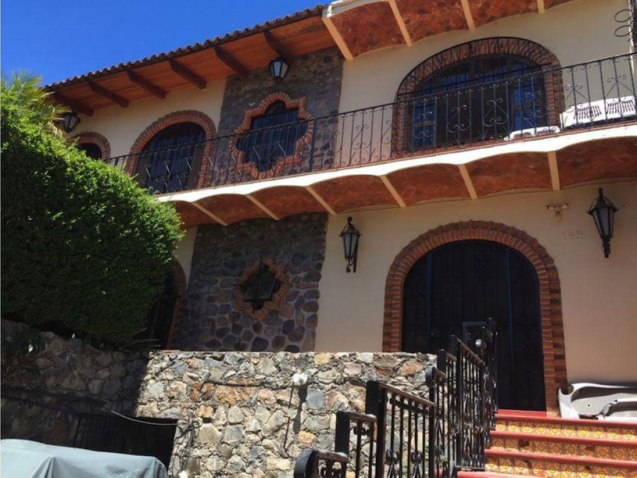 venta de casa en ajijic opor de inversion bc