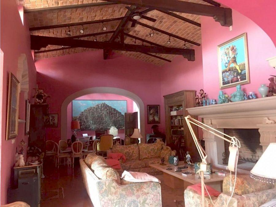 venta de casa en ajijic hacienda mansion he