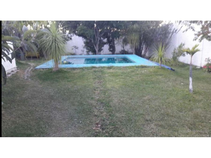 casa de campo en venta ixtlahuacan chapala ll