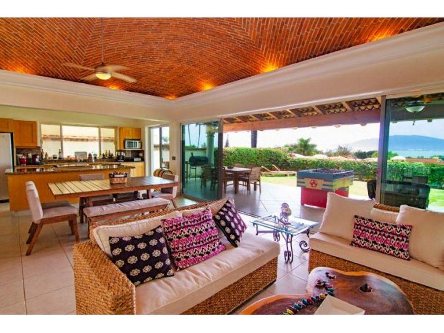 casa en venta arroyo alto vista al lago ajijic