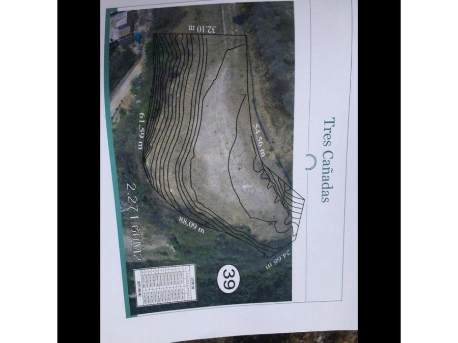 venta de terreno en ajijic listo para construir bc