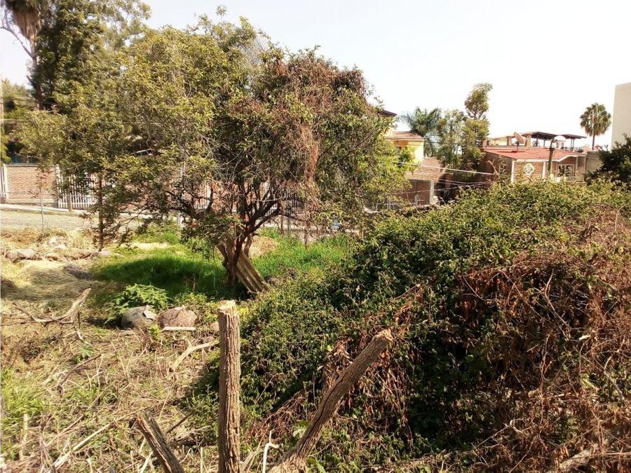 venta de lote unico en chapala ajijic inversion