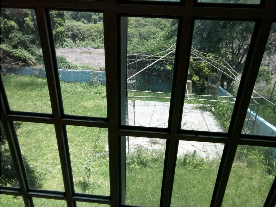 renta casa con vista chapala