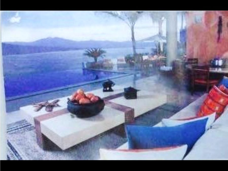 venta de casa en raquet club con vista a lago ll