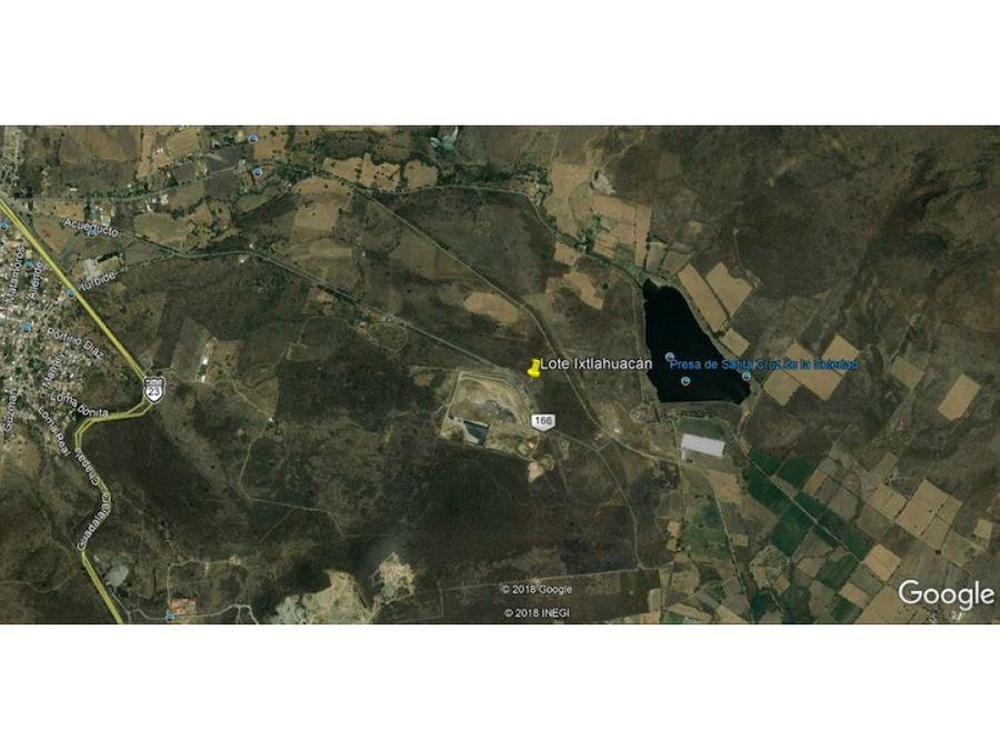 venta de terreno en ixtlahuacan vista a algo bc